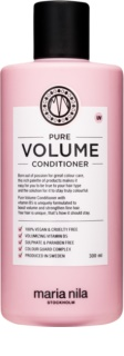 Maria Nila Pure Volume Volume Conditioner for Fine Hair With Moisturizing Effect