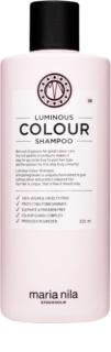 Maria Nila Luminous Colour aufhellendes Shampoo für gefärbtes Haar