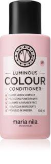Maria Nila Luminous Colour rozjasňující a posilující kondicionér pro barvené vlasy