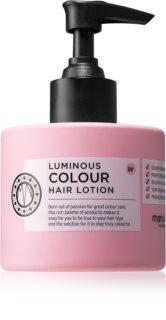 Maria Nila Luminous Colour krém pro ochranu barvy při tepelné úpravě vlasů