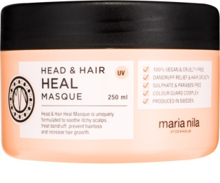 Maria Nila Head and Hair Heal masque anti-pelliculaire et anti-chute
