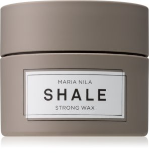 Maria Nila Minerals Shale stylingový vosk pro krátké vlasy