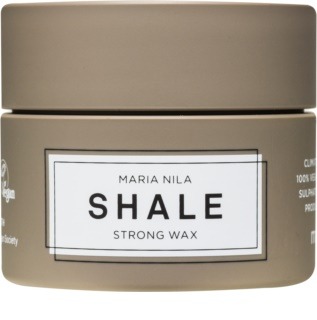 Maria Nila Minerals Shale Styling Wax for Short Hairstyles