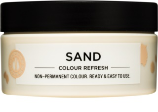 Maria Nila Colour Refresh Sand masque nutritif doux sans pigment coloré permanent