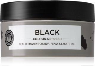 Maria Nila Colour Refresh Black jemná vyživující maska bez permanentních barevných pigmentů
