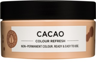 Maria Nila Colour Refresh Cacao masque nutritif doux sans pigment coloré permanent