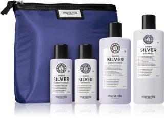 Maria Nila Sheer Silver Kosmetik-Set