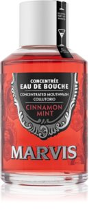 Marvis Cinnamon Mint Concentrated Mouthwash For Fresh Breath