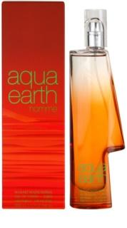 Masaki Matsushima Aqua Earth Homme Eau de Toillete για άνδρες 80 μλ