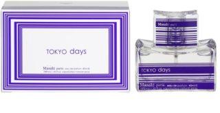 Masaki Matsushima Tokyo Days parfemska voda za žene 40 ml
