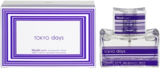 Masaki Matsushima Tokyo Days Eau de Parfum para mulheres 40 ml