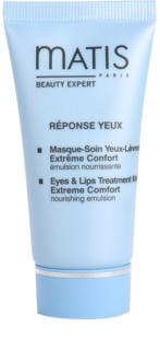 MATIS Paris Réponse Yeux маска  для шкіри очей та губ