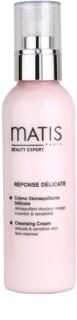 MATIS Paris Réponse Délicate tisztító tej az érzékeny arcbőrre
