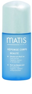MATIS Paris Réponse Corps Roll-On Deodorant  For All Types Of Skin