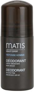 MATIS Paris Réponse Homme Roll-On Deodorant für alle Oberhauttypen