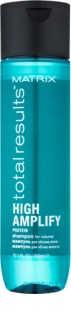 Matrix Total Results High Amplify shampoo alle proteine volumizzante