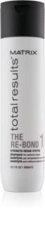 Matrix Total Results The Re-Bond regeneračný šampón pre slabé a poškodené vlasy