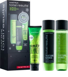 Matrix Total Results Texture Games coffret I.