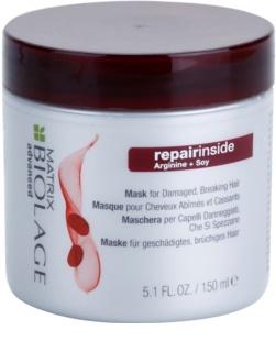 Matrix Biolage Advanced Repair Inside maska za zdravljenje poškodovanih las