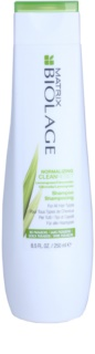 Matrix Normalizing Clean Reset champô de limpeza para todos os tipos de cabelos