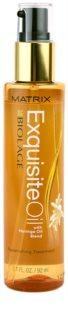 Matrix Biolage Exquisite vyživující olej pro všechny typy vlasů
