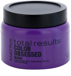 Matrix Total Results Color Obsessed Maske für gefärbtes Haar