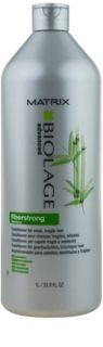 Matrix Biolage Advanced Fiberstrong balzam za šibke, obremenjene lase