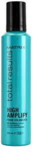 Matrix Total Results High Amplify Styling Mousse For Volume