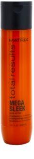 Matrix Total Results Mega Sleek champô para cabelos crespos e inflexíveis