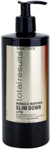 Matrix Total Results Miracle Morpher Slim Down lipides ápolás a rakoncátlan és töredezett hajra