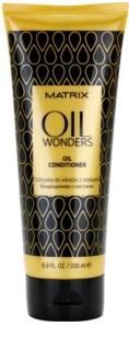 Matrix Oil Wonders подхранващ балсам с арганово масло