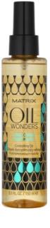 Matrix Oil Wonders huile nourrissante pour redonner de la brillance aux cheveux bouclés et frisés