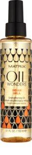 Matrix Oil Wonders megújító olaj a fénylő és selymes hajért