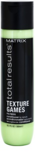 Matrix Total Results Texture Games Styling Conditioner met Polymeren