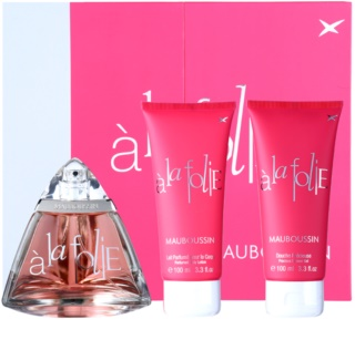 Mauboussin A la Folie Gift Set I. for Women
