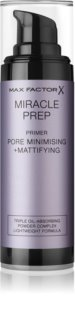 Max Factor Miracle Prep Mattifying Primer with Skin Smoothing and Pore Minimizing Effect