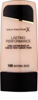 Max Factor Lasting Performance langlebiges Flüssig Make-up