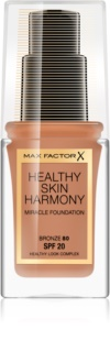 Max Factor Healthy Skin Harmony Flüssiges Make Up SPF 20