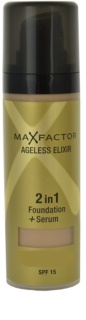 Max Factor Ageless Elixir base