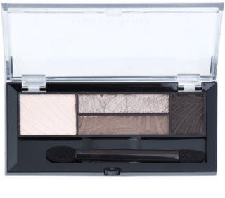 Max Factor Smokey Eye Drama Kit paleta de sombras para olhos e sobrancelhas com aplicador