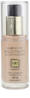 Max Factor Facefinity make-up 3 az 1-ben