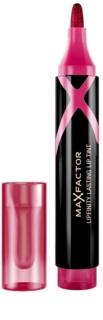 Max Factor Lipfinity rúž