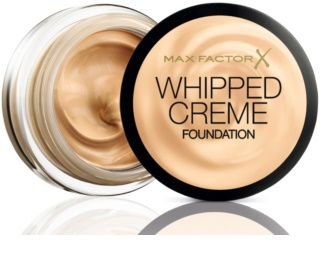 Max Factor Whipped Creme maquillaje matificante