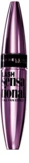Maybelline Lash Sensational Wimperntusche im Metallic-Etui für lange und volle Wimpern