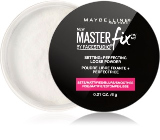 Maybelline Master Fix poudre libre transparente