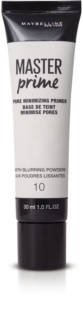 Maybelline Master Prime Primer pentru minimalizarea porilor