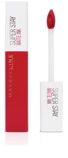 Maybelline Super Stay Matte Ink hosszantartó folyékony rúzs