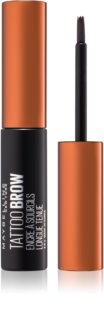 Maybelline Tattoo Brow gel semi-permanente para as sobrancelhas