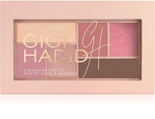 Maybelline Gigi Hadid paleta de sombras de ojos