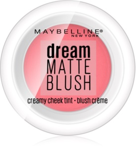 Maybelline Dream Matte Blush blush mat cremos